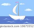 푸른, 부표, 바다 10673552