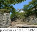 สวน Tsuruyama (หอคอยปราสาท Tsuyama) Bikanno 10674923