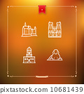 World Landmarks 10681439
