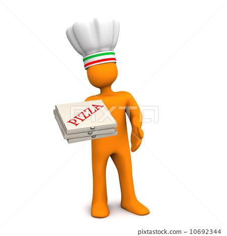 Chef Pizza 10692344