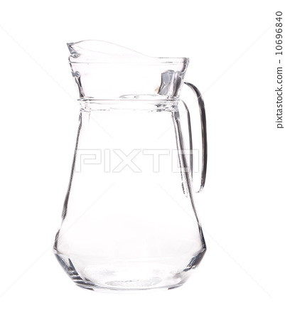 Close up of glass carafe. 10696840