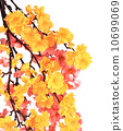 artificial sakura witk flowers 10699069