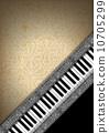 keyboard, vintage, music 10705299