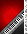 keyboard, vintage, music 10705300