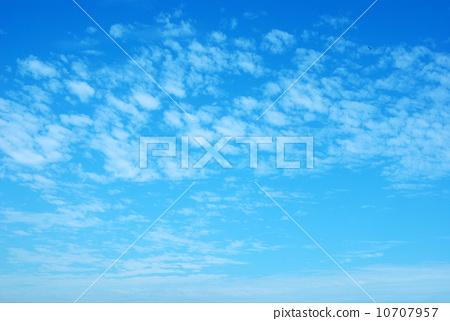 藍天白雲 10707957