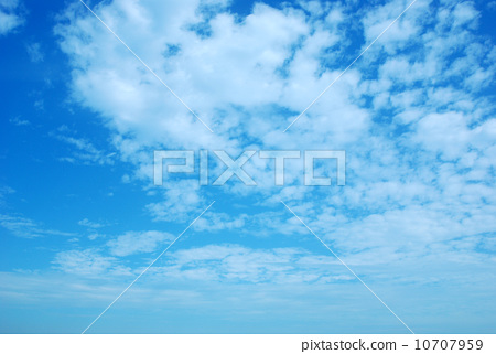 藍天白雲 10707959
