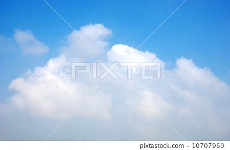 藍天白雲 10707960