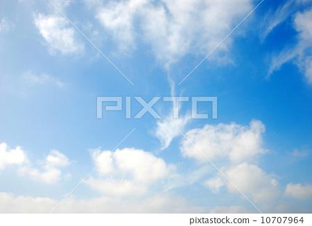 藍天白雲 10707964