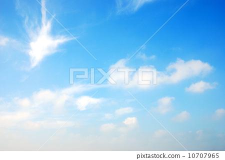 蓝天白云 10707965