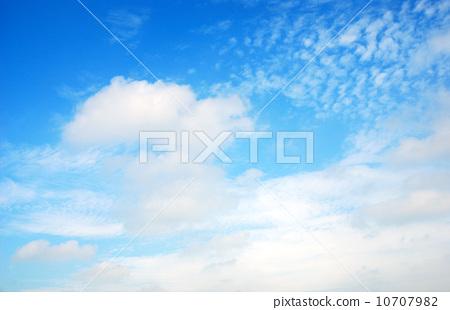 蓝天白云 10707982