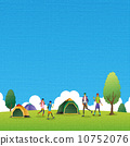 tent, camping, ground 10752076