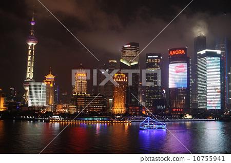 黃浦江夜景1 10755941