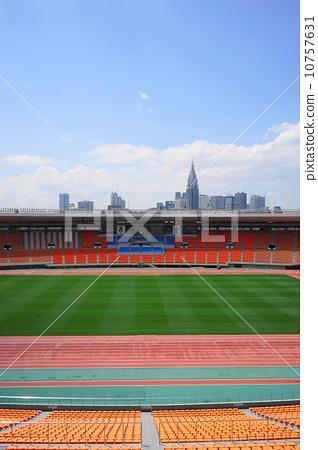 May Stadium 11 Former National Stadium · Main Stand 10757631