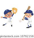 아이들과 야구 10762156