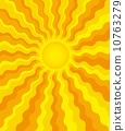 ดวงอาทิตย์,นามธรรม,พื้นหลัง 10763279