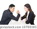 business arm wrestling 10769383