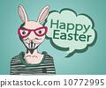 animals bunny background 10772995