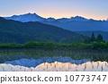 alpine, mountain, range 10773747