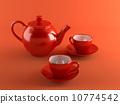 杯子 茶壺 茶 10774542