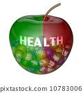 supplements, vitamins, 3d 10783006