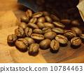 부대 밖 커피 콩 10784463