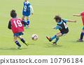 ฉากเตะของนักฟุตบอลชาย 10796184