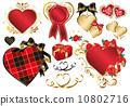 valentines, day, frame 10802716