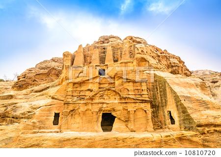 오벨리스크의 무덤 (요르단 페트라 유적) 10810720