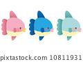 맘보 물고기 10811931