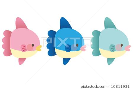 鲜鱼 10811931
