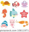 鱼 生物 家畜 10811971