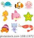 鱼 生物 家畜 10811972