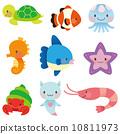 鱼 生物 家畜 10811973