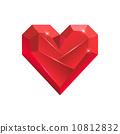 vector diamond jewelry 10812832