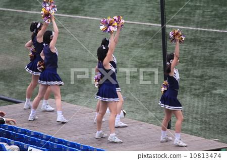 Cheerleader 10813474