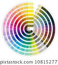Pantone Color Palette 10815277