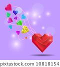 vector diamond jewelry 10818154