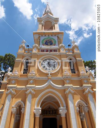 Cholon Chatham Church in Ho Chi Minh City, Vietnam 10825003