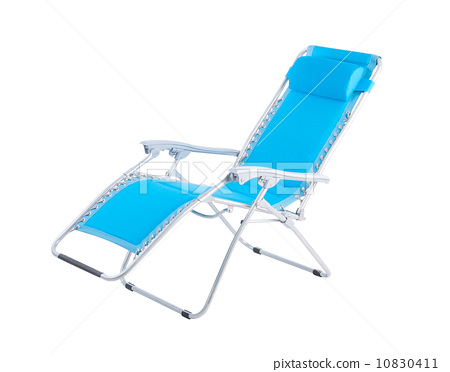 Relaxing chair isolated 10830411