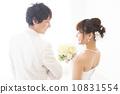新娘形象 10831554