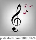 心形 谱号 音乐 10832826