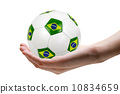 football soccer ball 10834659