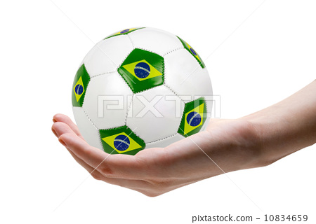football soccer ball 10834659