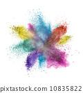explosion, powder, burst 10835822