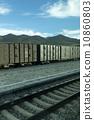Train transportation 10860803
