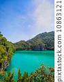 lagoon tropical angthong 10863121