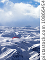 paragliding, parachute, mountain 10866454