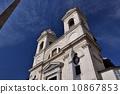 Trinita dei Monti Church 10867853