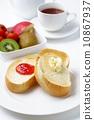 早餐, 10867937