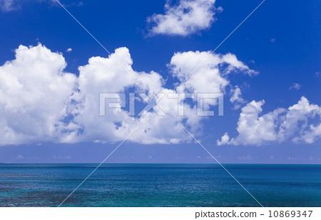 一望無際的大海 10869347